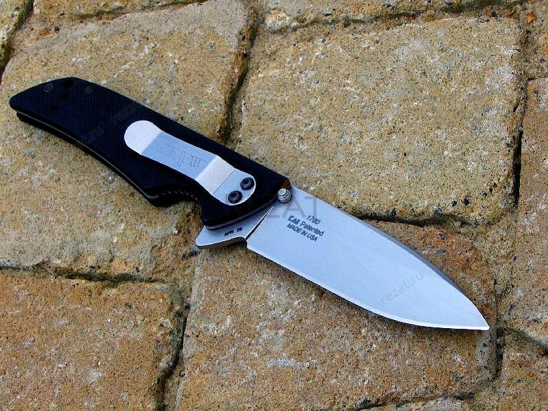 Современный складной нож