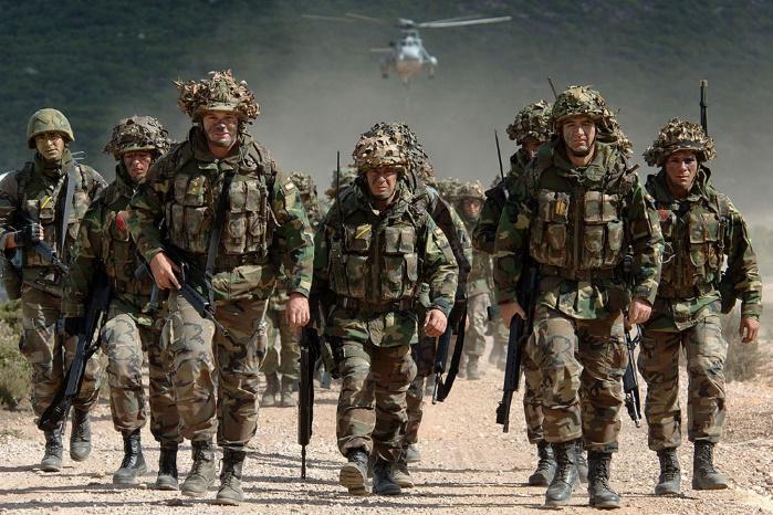 Сухопутные войска Бундесвера