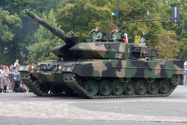 Танк Леопард-2А5