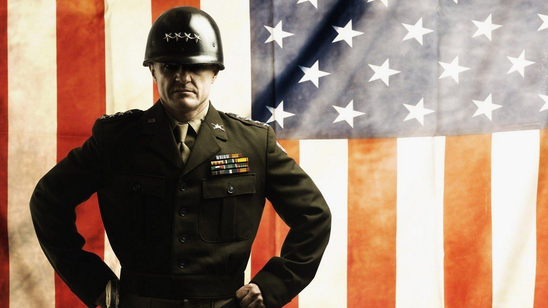 Ветеран американской армии