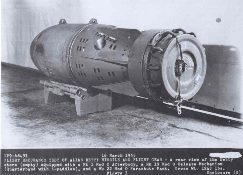 Ядерная глубинная бомба