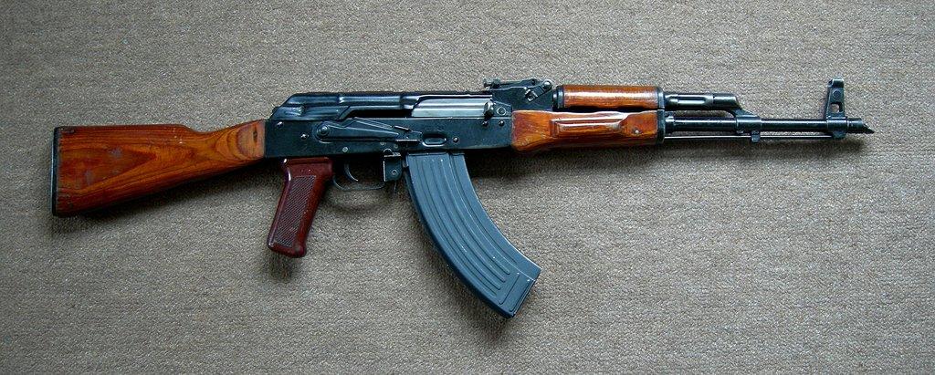 АКМ - автомат Калашникова модернизированный