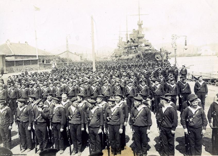 Батальон морской пехоты