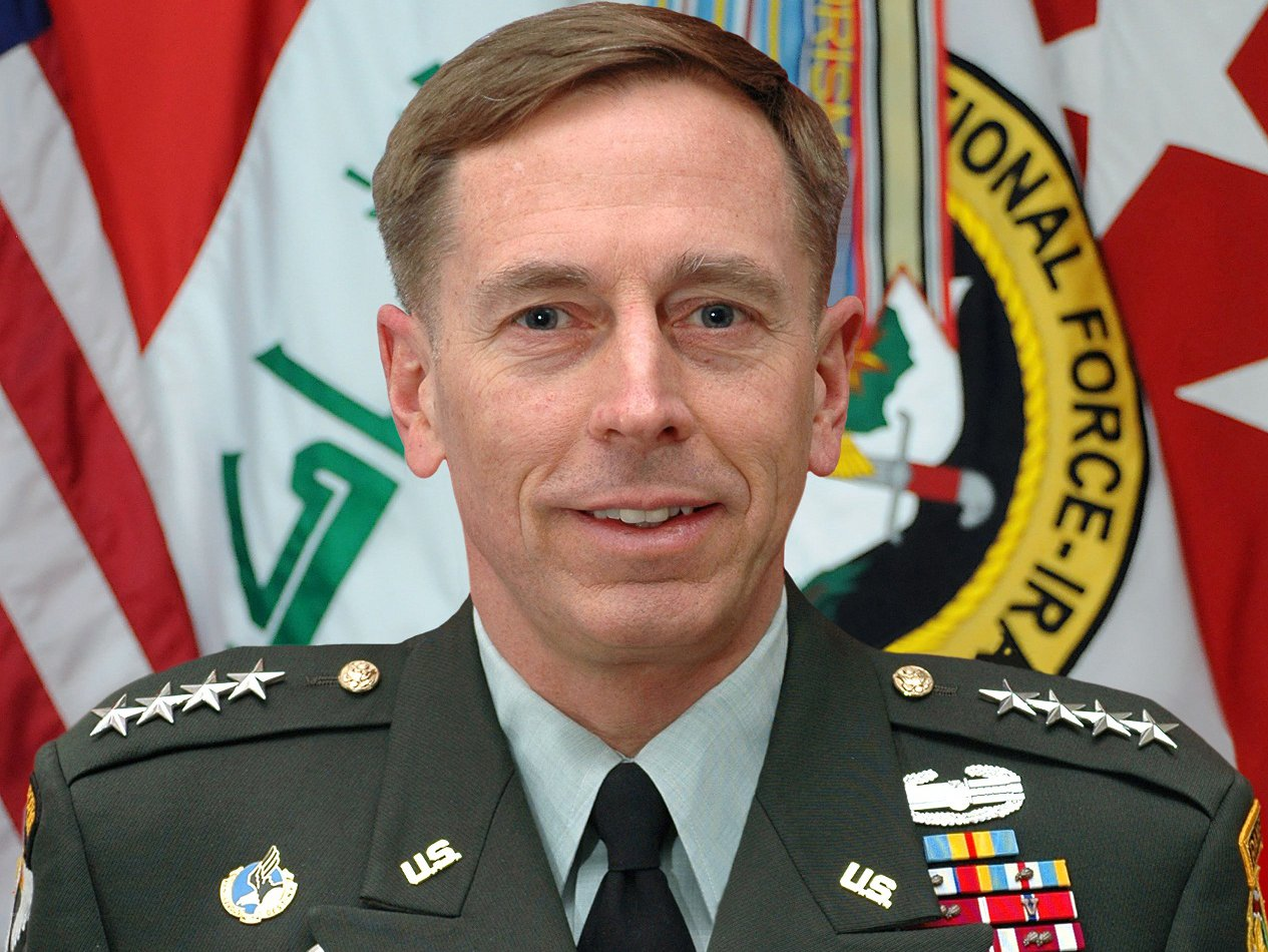 Генерал ЦРУ
