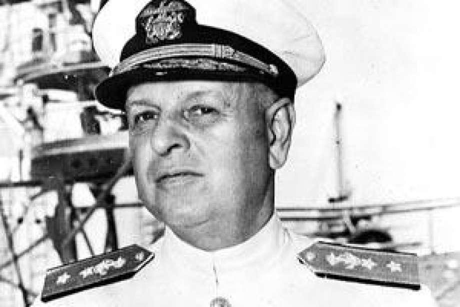 Киммель, американский командующий флотом