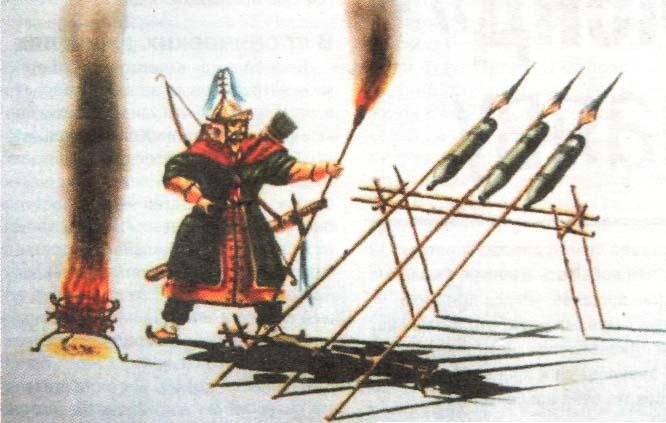 Китайский фейерверк