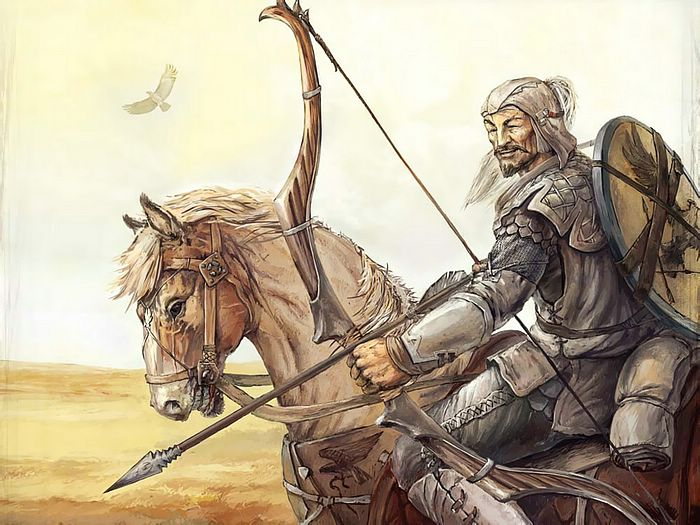 Кочевой конный лучник