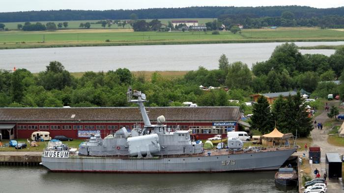 Корабль-музей