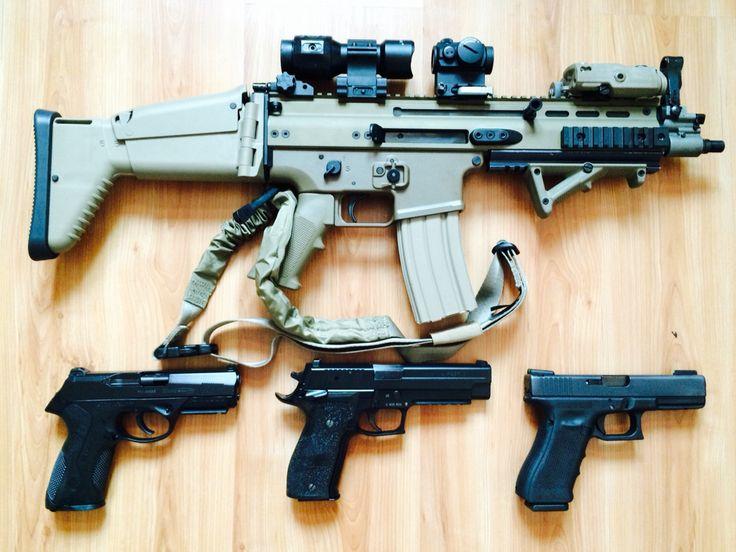 Модификации P226