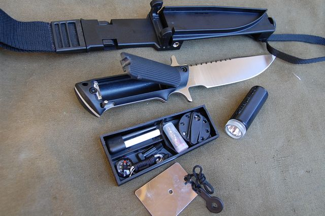 Набор для ухода за ножом