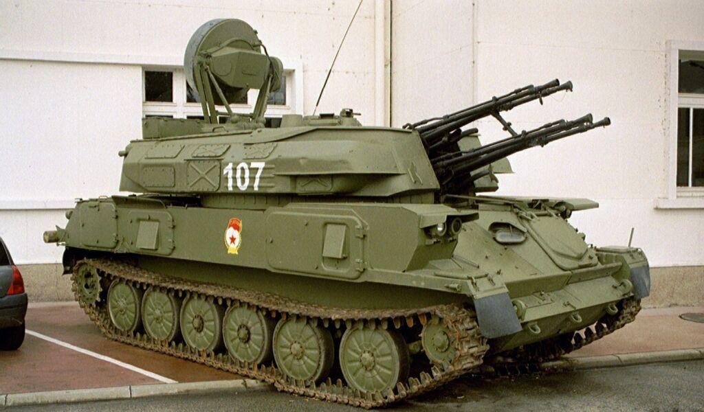 Новейшая система ПВО