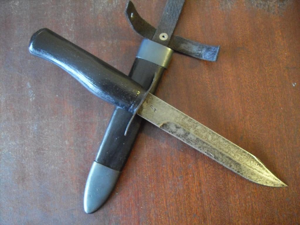 Нож НР-40 с ножнами