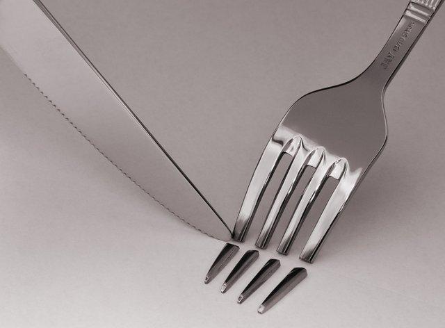 Очень острый нож