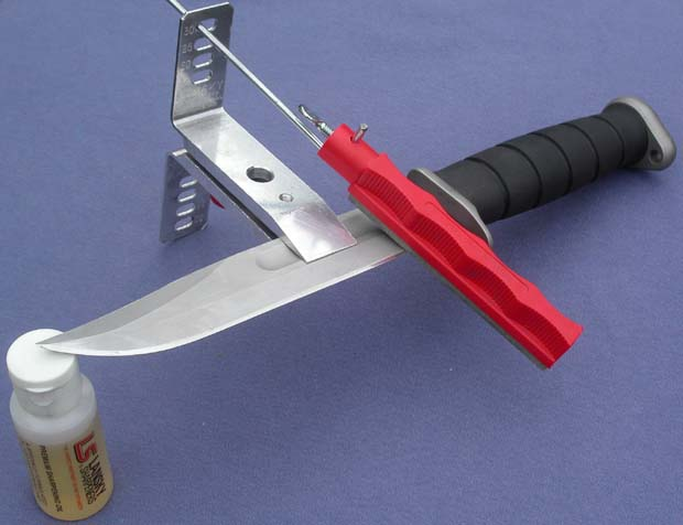 Прибор для заточки ножей своими руками