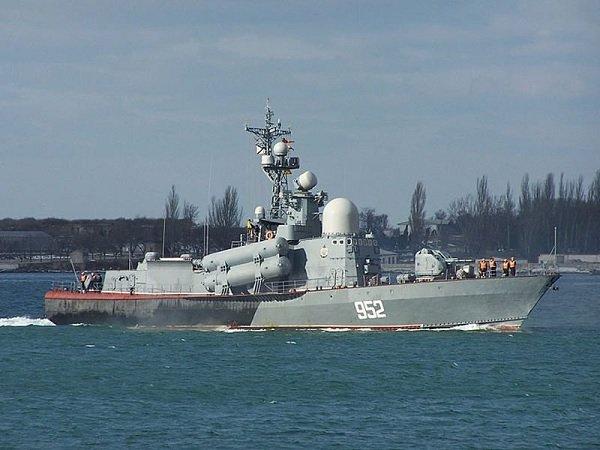 Прибрежный боевой корабль