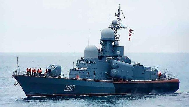 Ракетный катер ВМФ РФ