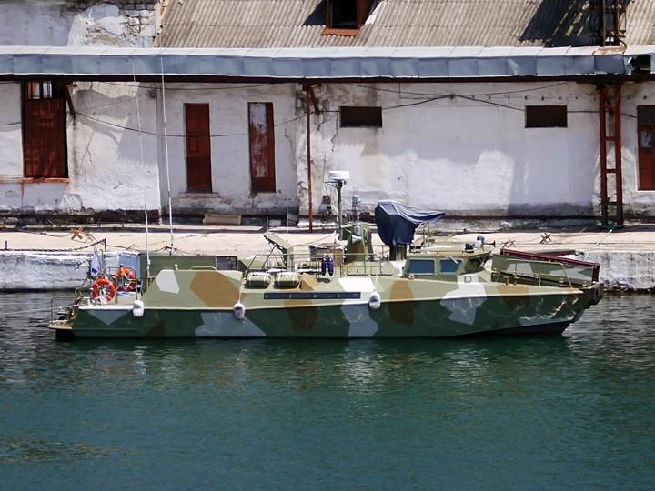 Раптор, патрульный катер проекта 03160