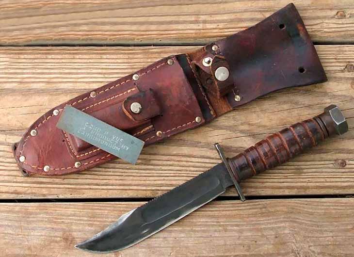 Реплика ножа Рэмбо