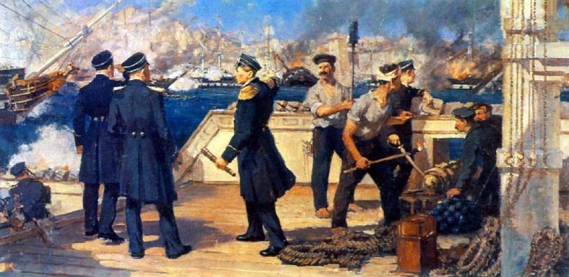 Российская морская пехота