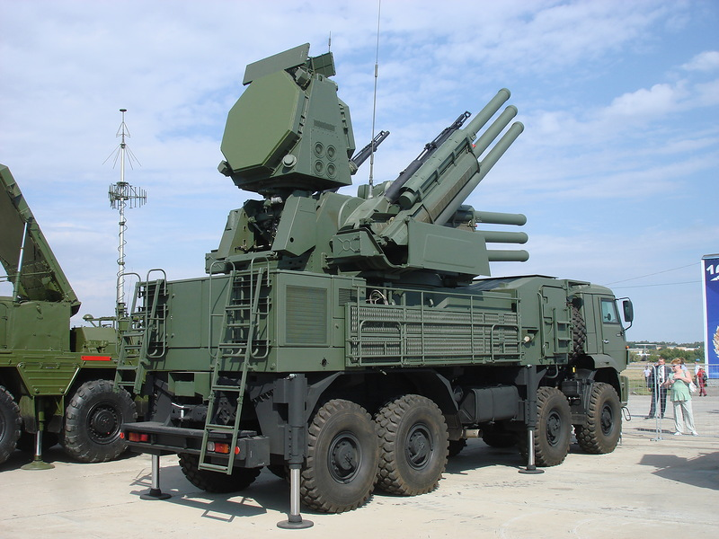 Российские ПВО