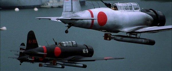 Самолеты Японии на пути к Перл-Харбор