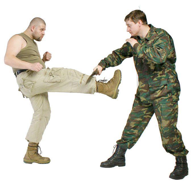 Самооборона при помощи МСЛ