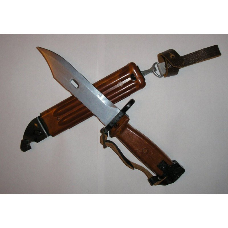 Штык-нож и ножны