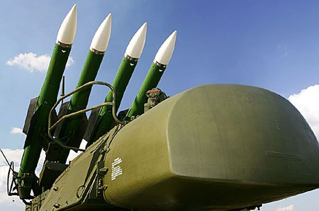 Система ПВО готова вести огонь