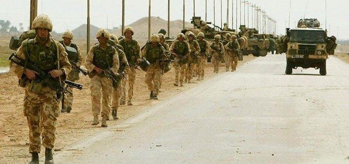 Солдаты коалиции