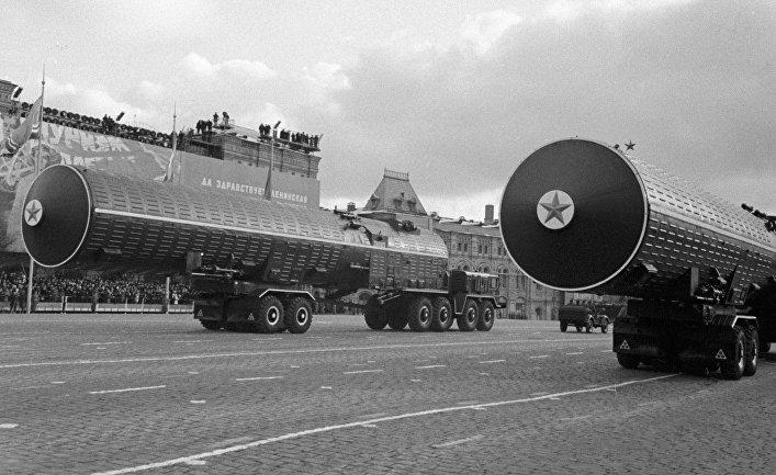 Советские ракеты