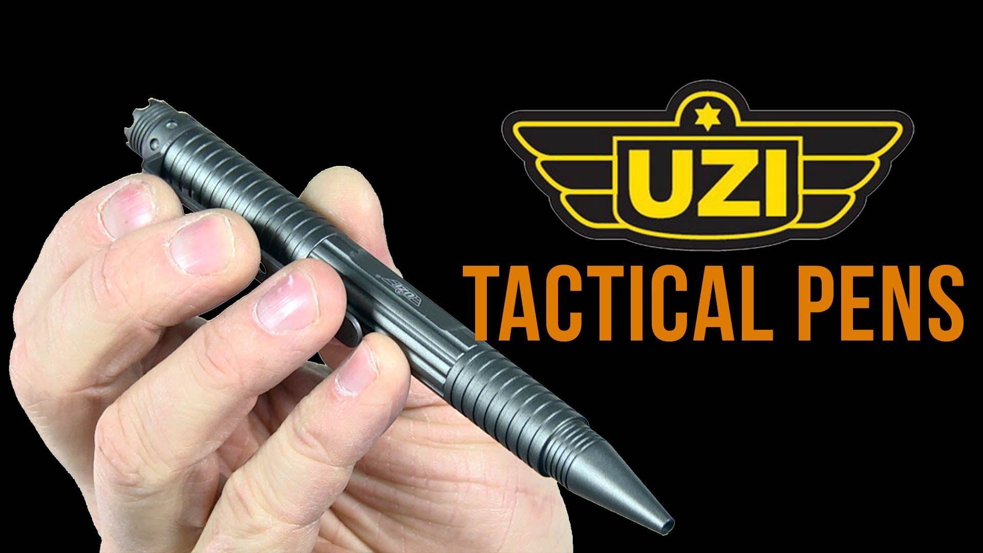 Тактическая ручка фирмы Uzi