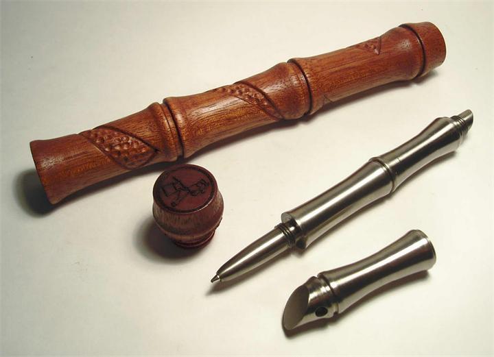 Тактическая ручка и явара