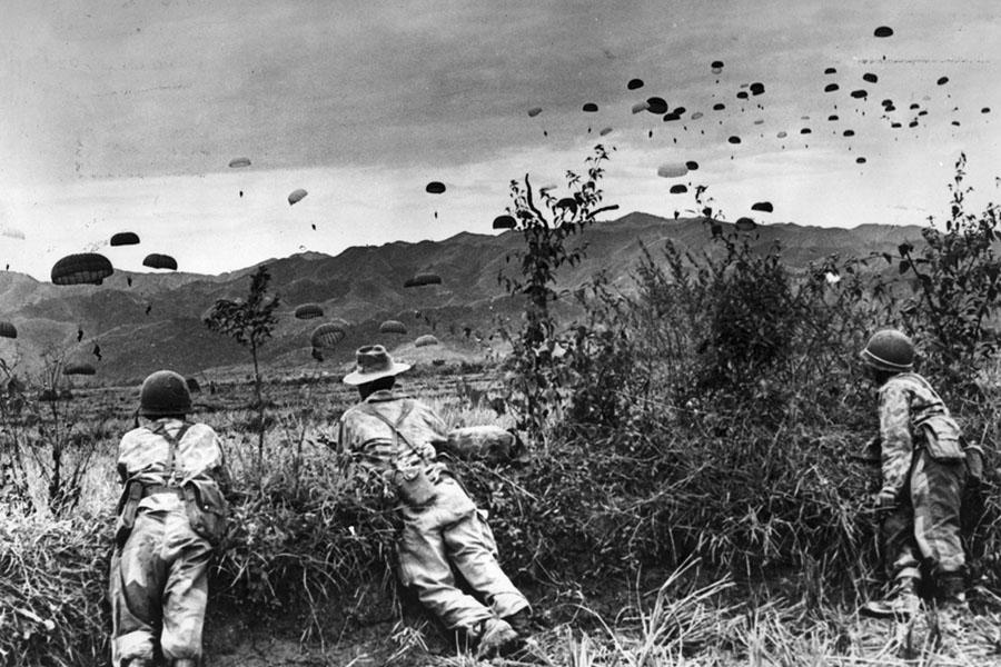 война в Индокитае 1946-1954 2