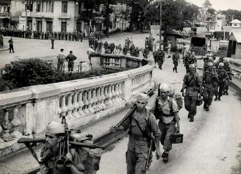 война в Индокитае 1946-1954 3