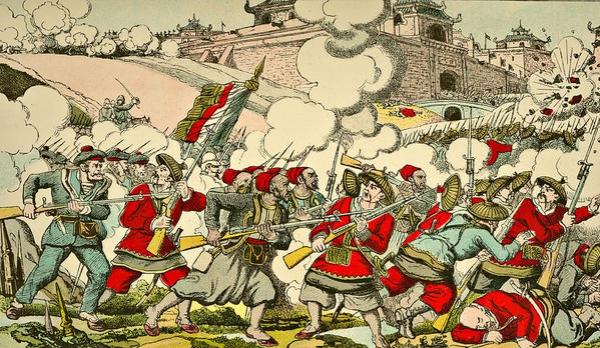 Захват Вьетнама 1857