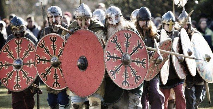 Дружина викингов