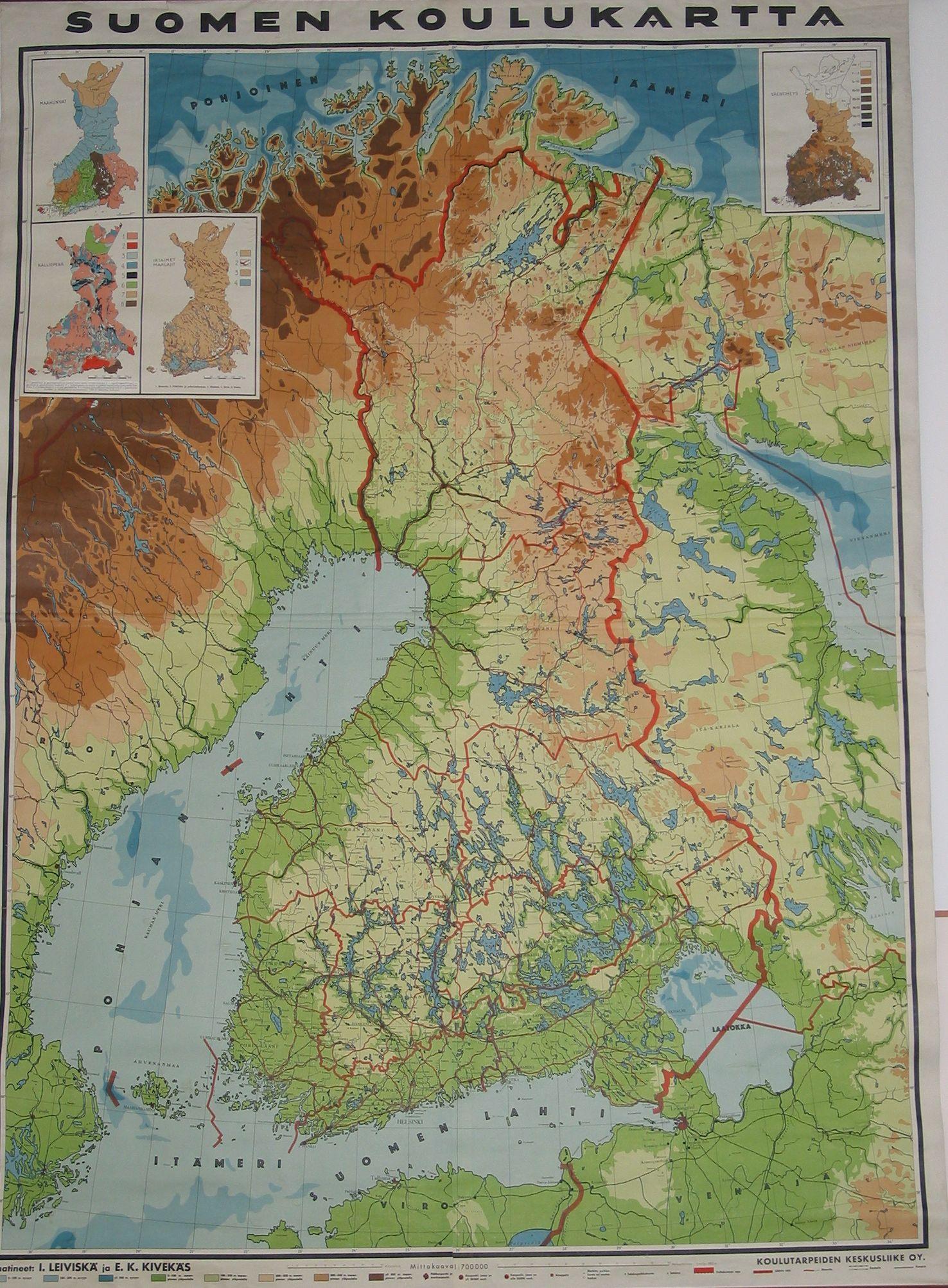 Финляндия до 1939