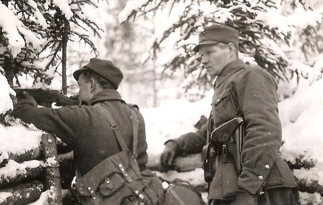 Финские снайперы