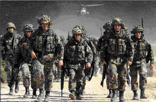 Форма НАТО