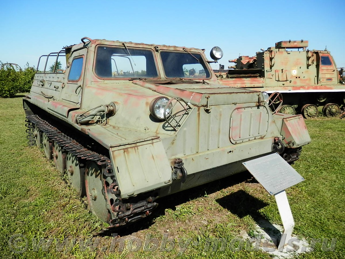 ГАЗ-47 на службе в армии
