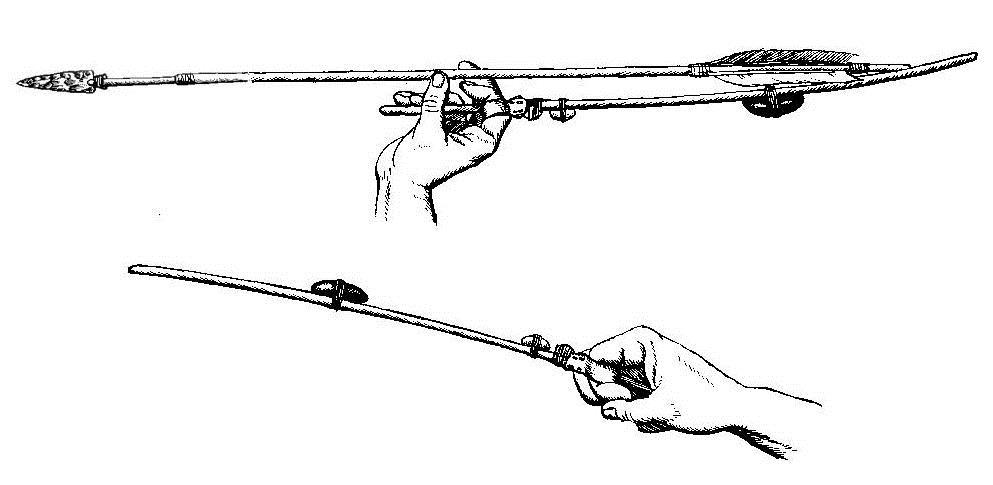 Как держать дротик