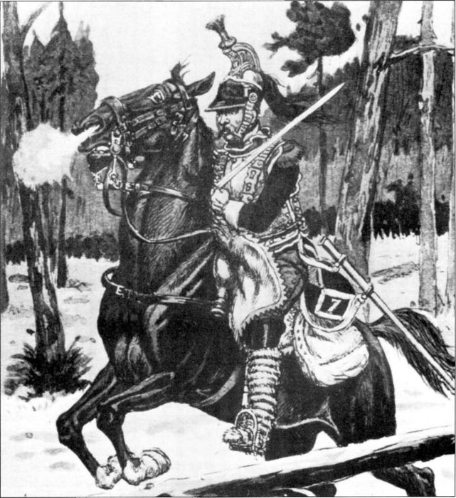 Кирасир 1812