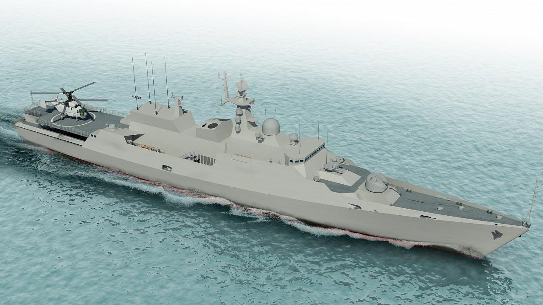 Корабль проекта 11661