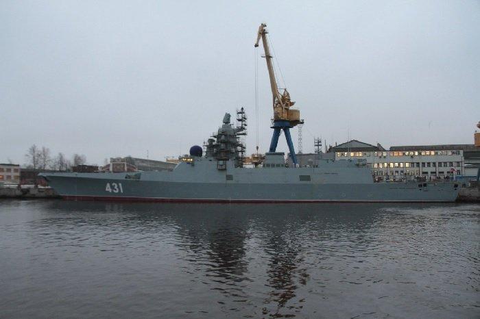 Корабль проекта 22350