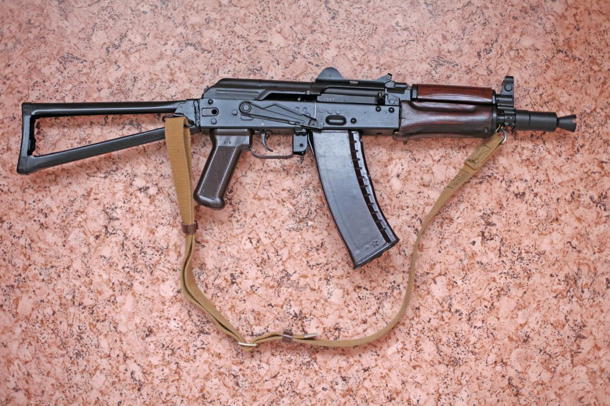 Короткий АК-105