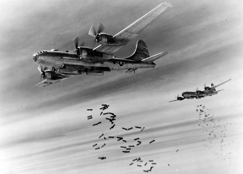 Ковровые бомбардировки