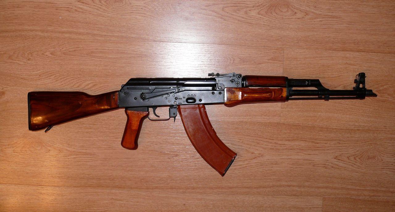 Модернизированный Автомат Калашникова