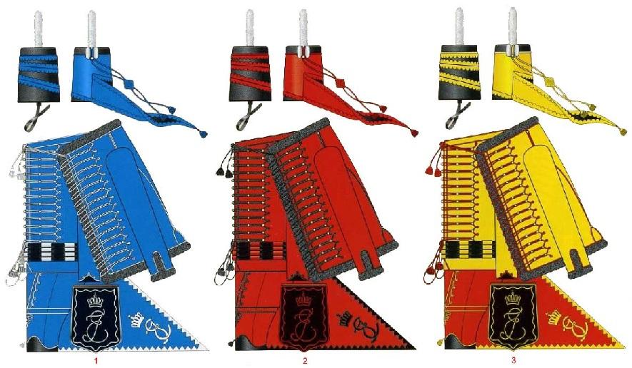 Мундиры царской армии