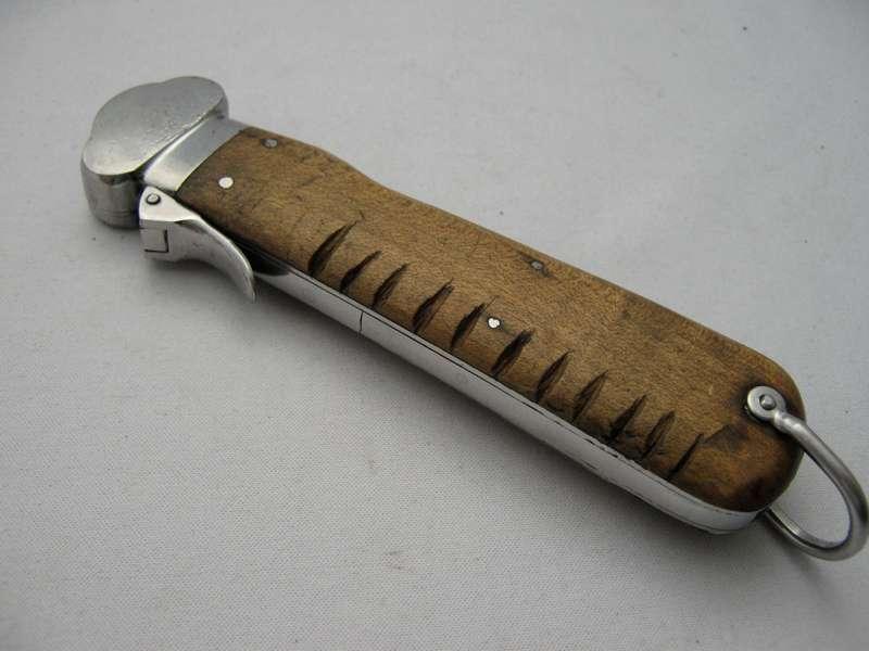 Нож-стропорез