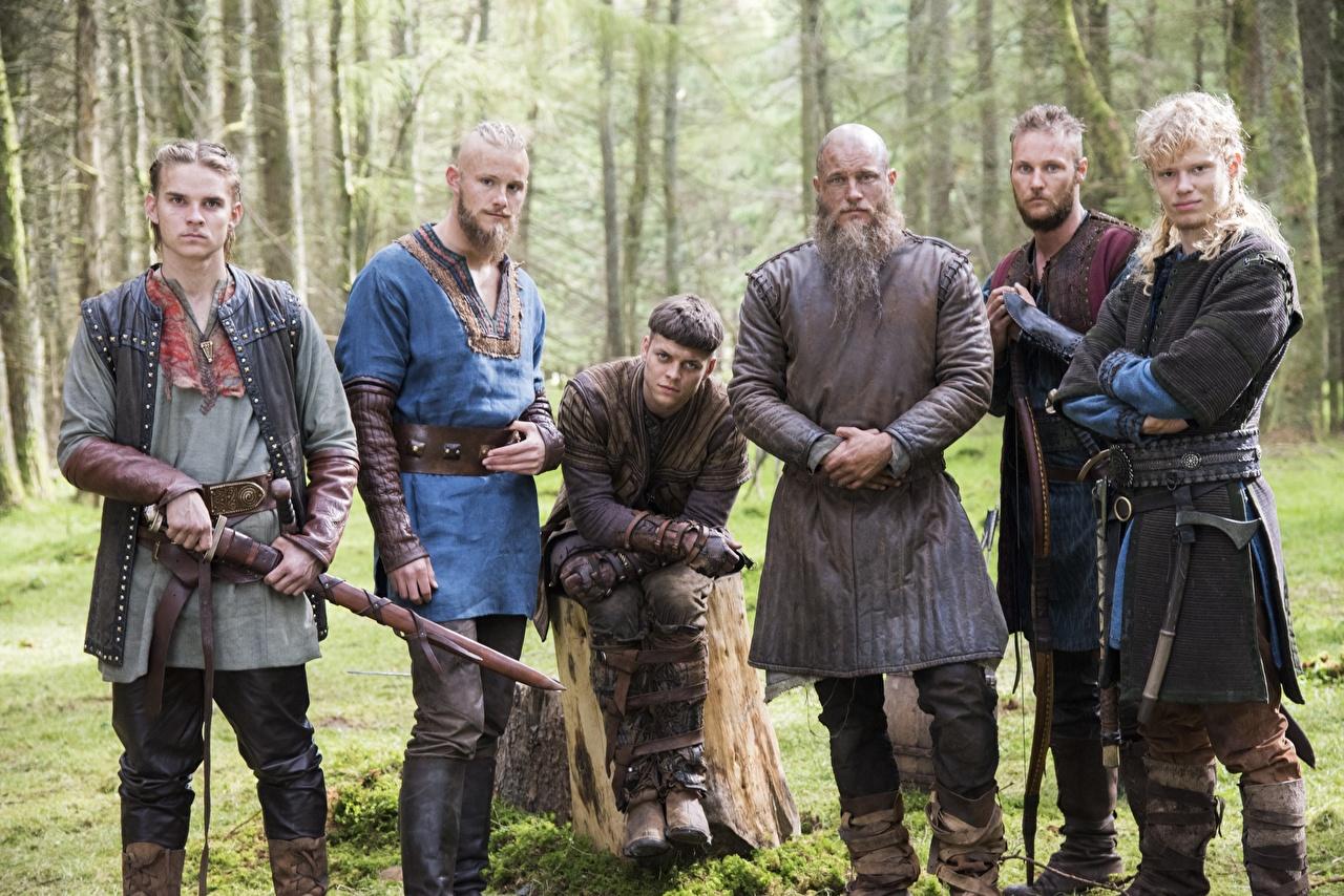 Ополчение викингов